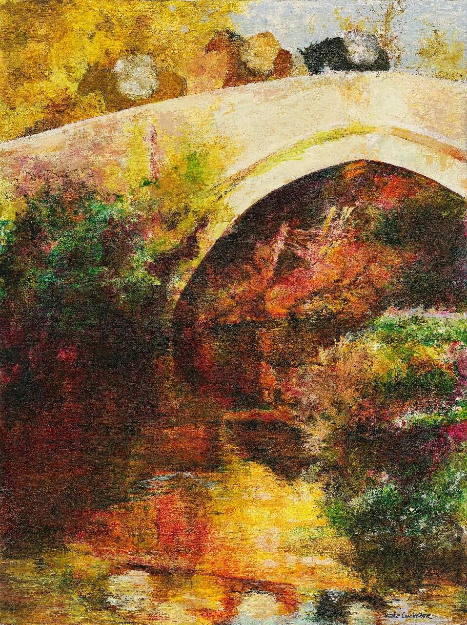 'Bow Bridge', Bruton