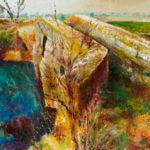 'Crossing the Yeo', Pill Bridge, Ilcester