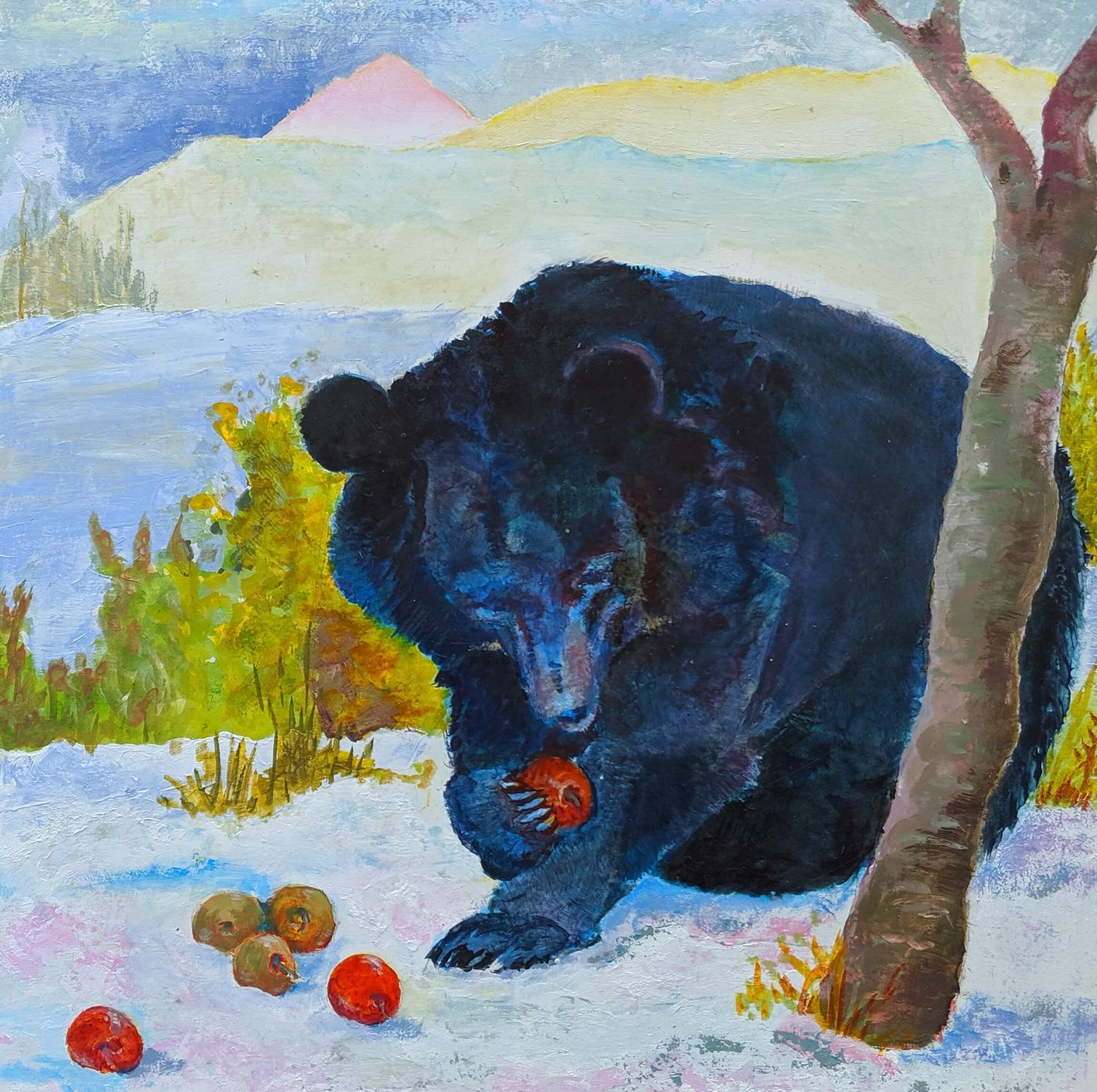 feeding-the-bear