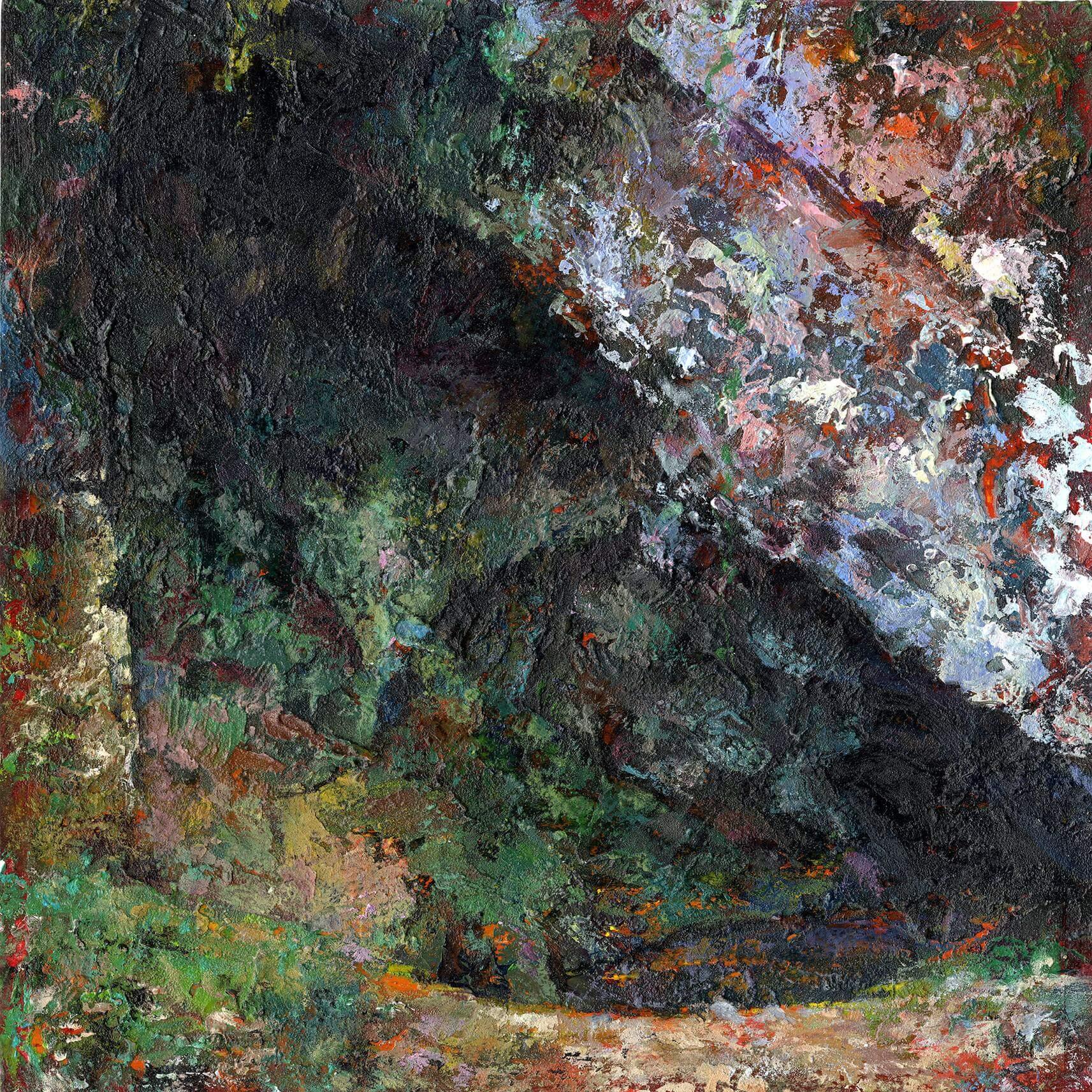 'Small Cave Entrance' Mells