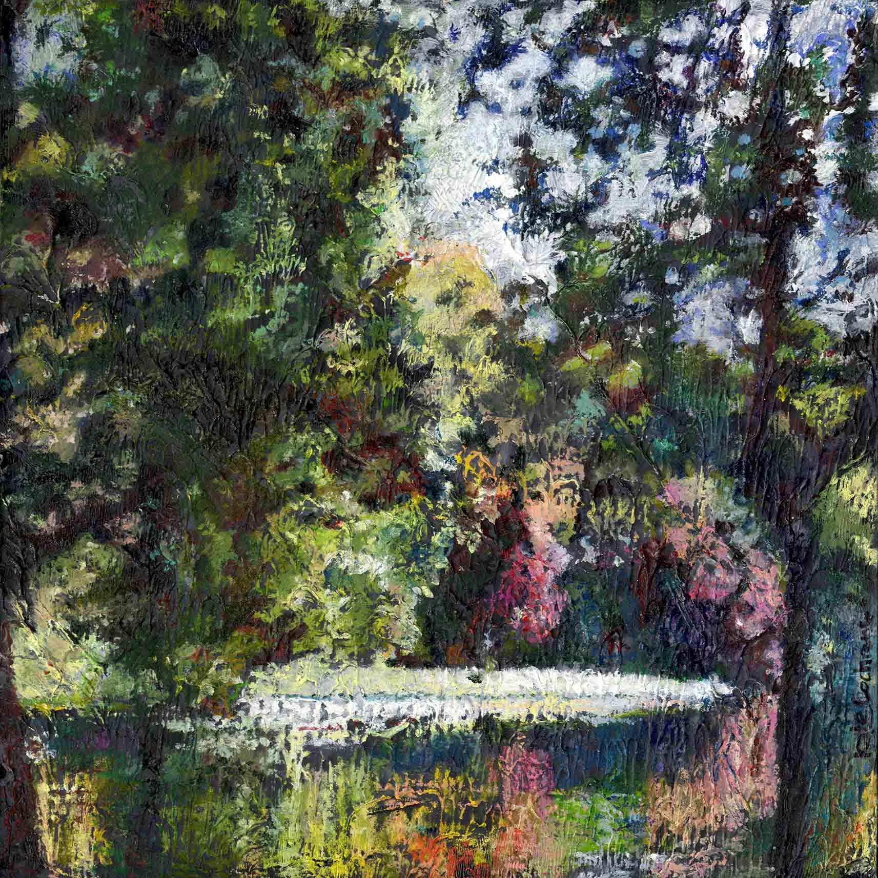 'Leaf Trail', Stourhead