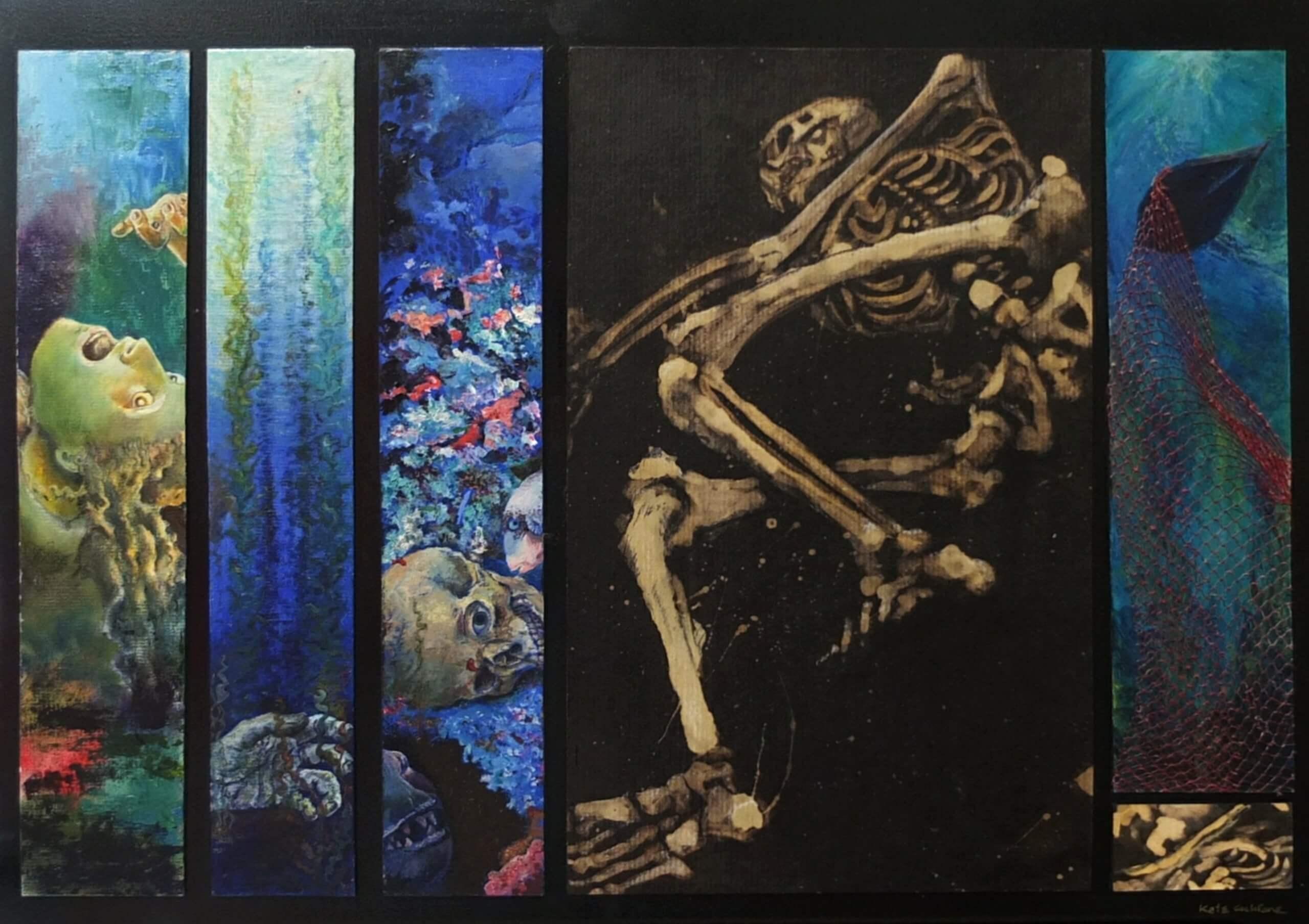 Skeleton Woman 2