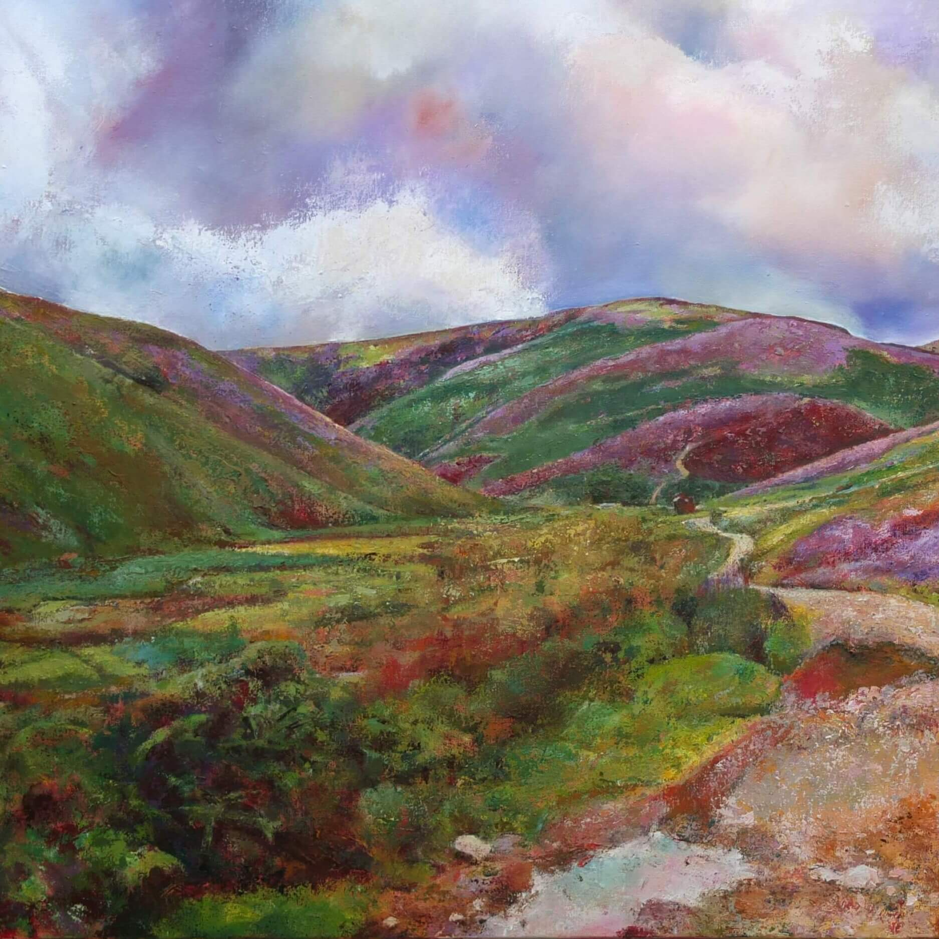 'Heatherhope', Cheviot, Borders